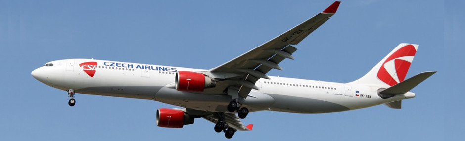 Airbus A330 - Czech Airlines